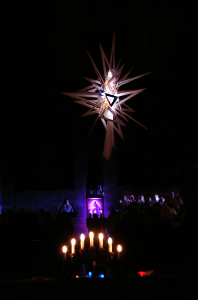 as-the-star-appears- -st-peters-parkstone- -facing-font